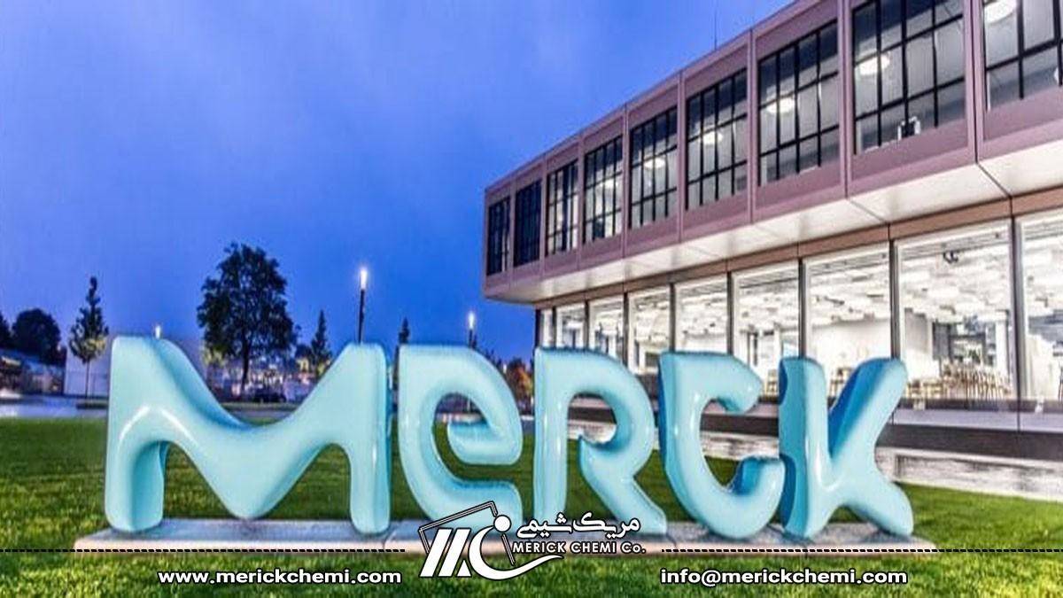 معرفی و تاریخچه شرکت مرک , کد مواد شیمیایی مرک , شرکت تجاری مرک
