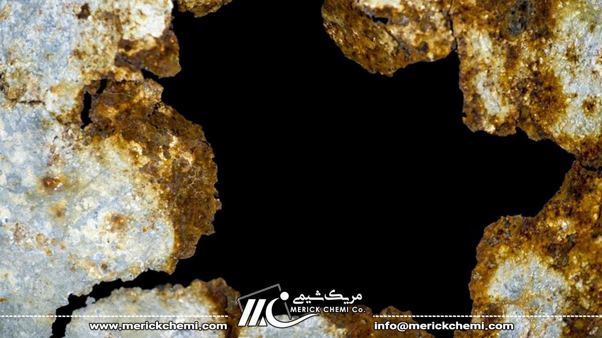 اثر اسید نیتریک بر فلزات