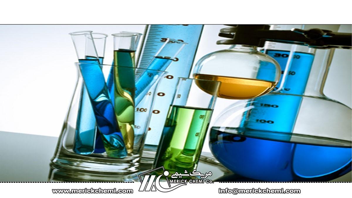 موارد پر مصرف صنعتی مواد شیمیایی