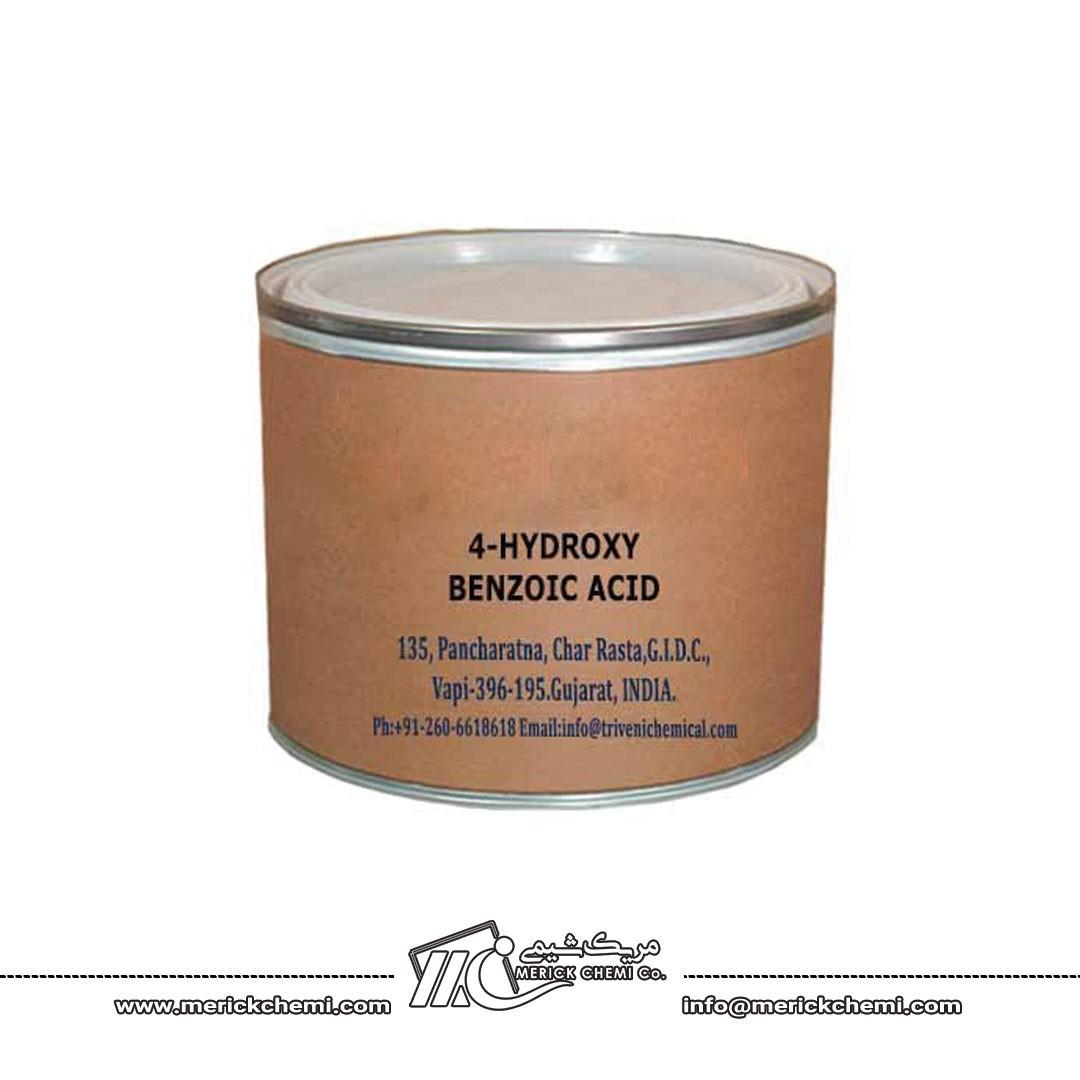 ۴ هیدروکسی بنزوئیک اسید
