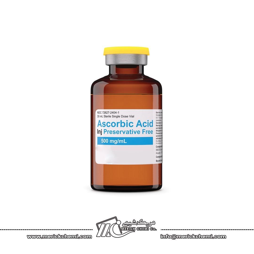 اسید آسکوربیک